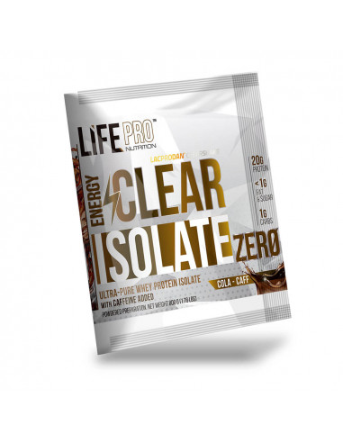 LIFE PRO CLEAR ISOLATE ZERO CAFFEINE...