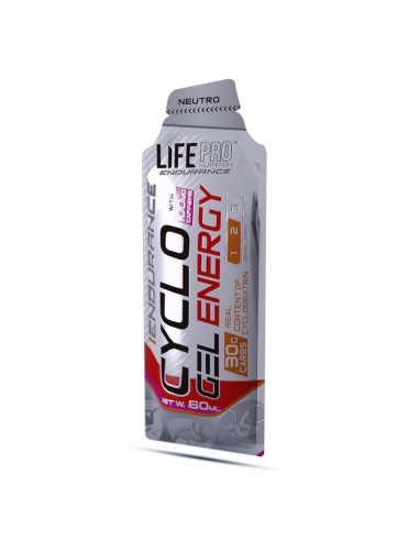 LIFE PRO ENDURANDE CYCLO ENERGY GEL +...