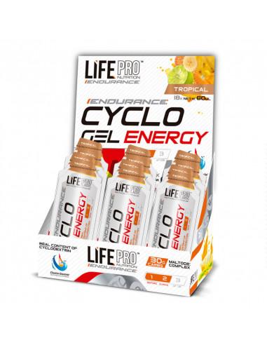 LIFE PRO ENDURANCE CYCLO ENERGY GEL +...
