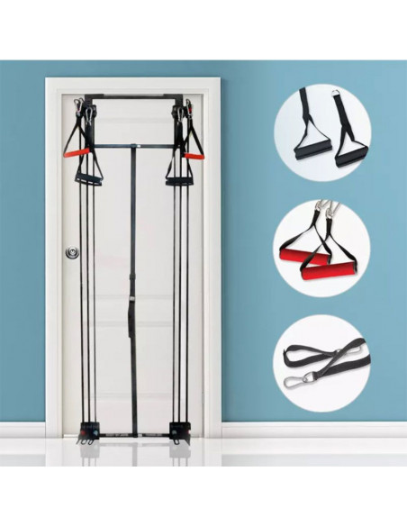 ENCORE FITNESS PULL-UP AND EXERCISE TOWER 200