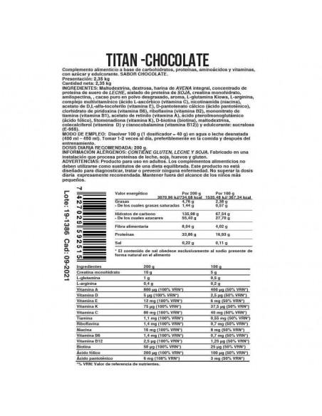 LIFE PRO NEW TITAN 2350 G