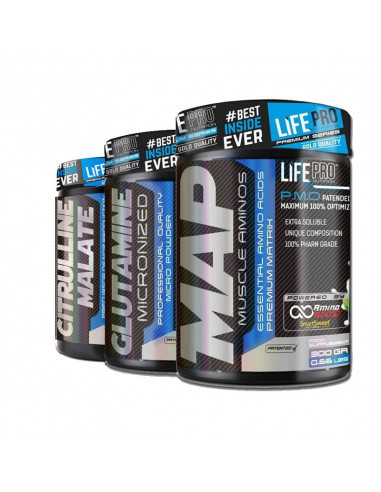 LIFE PRO INTRA PACK: MAP POLVO +...
