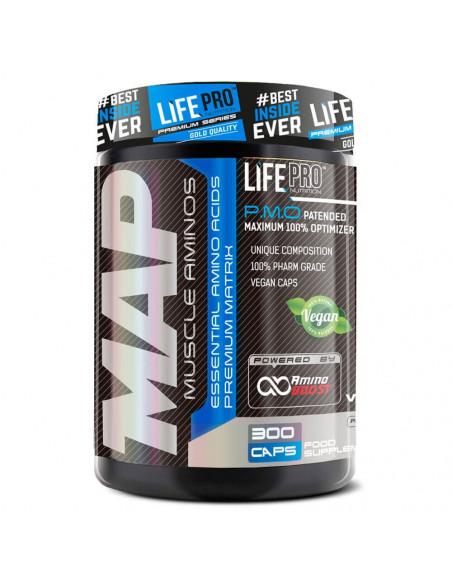 LIFE PRO MAP 1000 mg 300 CAPS