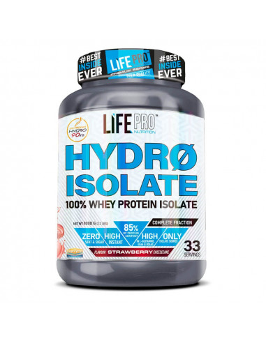 LIFE PRO HYDRO ISOLATE 1KG