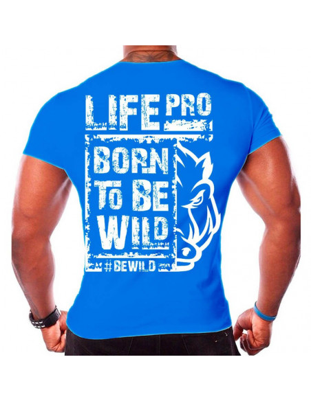 LIFE PRO CAMISETA BORN TO BE WILD