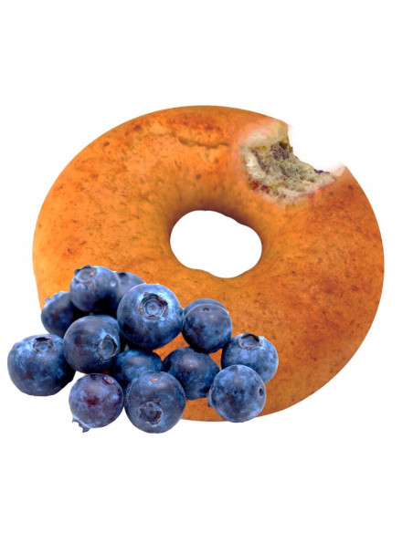 LIFE PRO FIT FOOD BLUEBERRIES BAGEL 60G