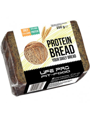 LIFE PRO PROTEIN BREAD 250G
