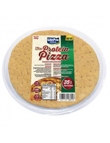 LIFE PRO FIT FOOD BASE PIZZA PROTEICA...