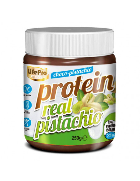 LIFE PRO FIT FOOD PROTEIN CREAM REAL PISTACHO 250G