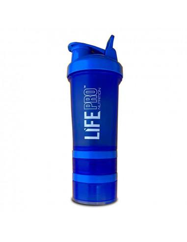 LIFE PRO MEGA SHAKER 450ML BLUE