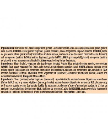 LIFE PRO HEALTHY PROTEIN CREAM CHOCO BLACK COOKIES 250G