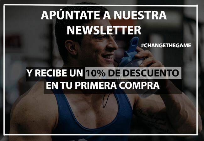 Newsletter Primera Compra